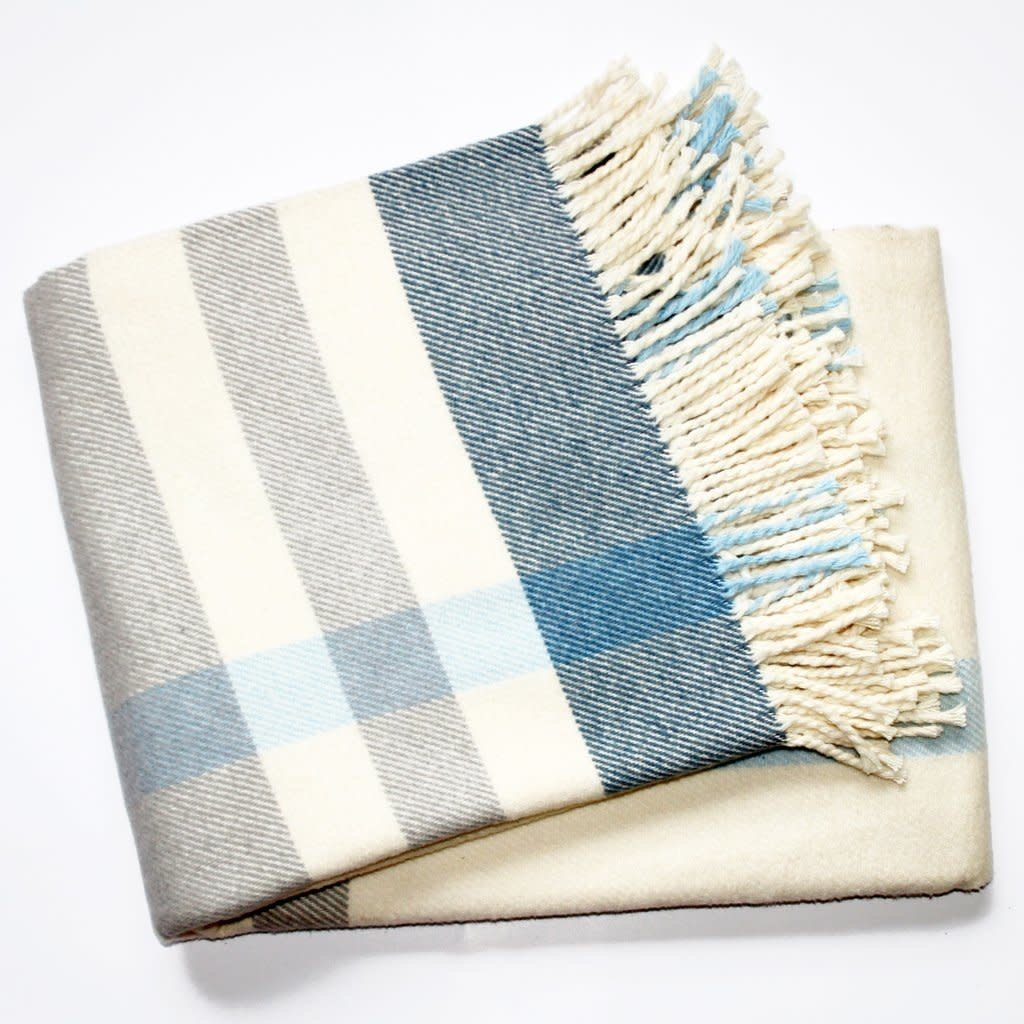 Throw - Large Plaid - 55x70 -