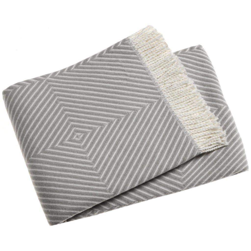 A Soft Idea / Apparel Solutions Throw - Graphic Squares - 55x70 -