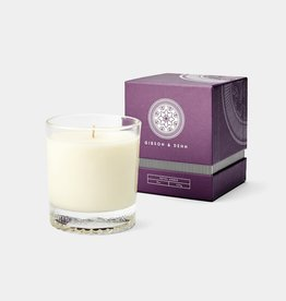 Gibson & Dehn -  8 0z Candle - Royal Amber
