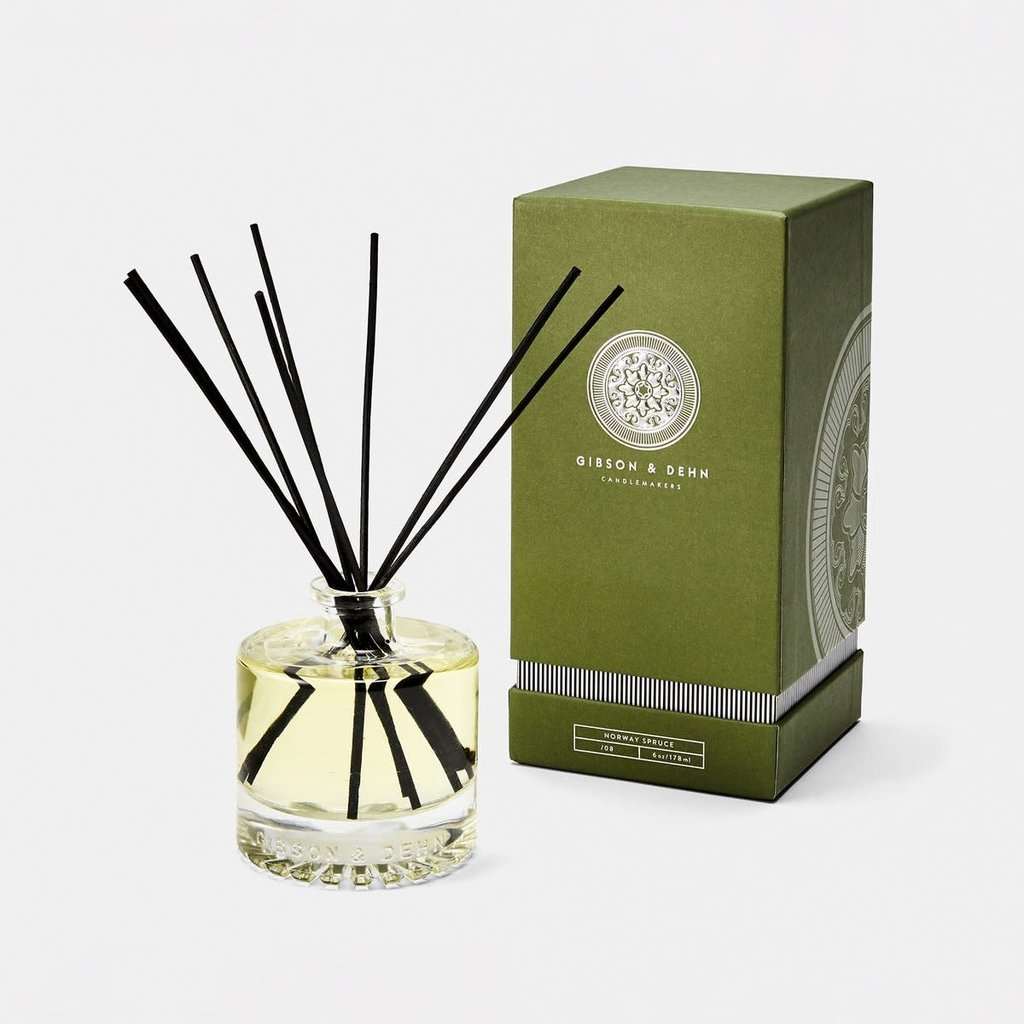 MH Gibson & Dehn -  Diffuser - Norway Spruce