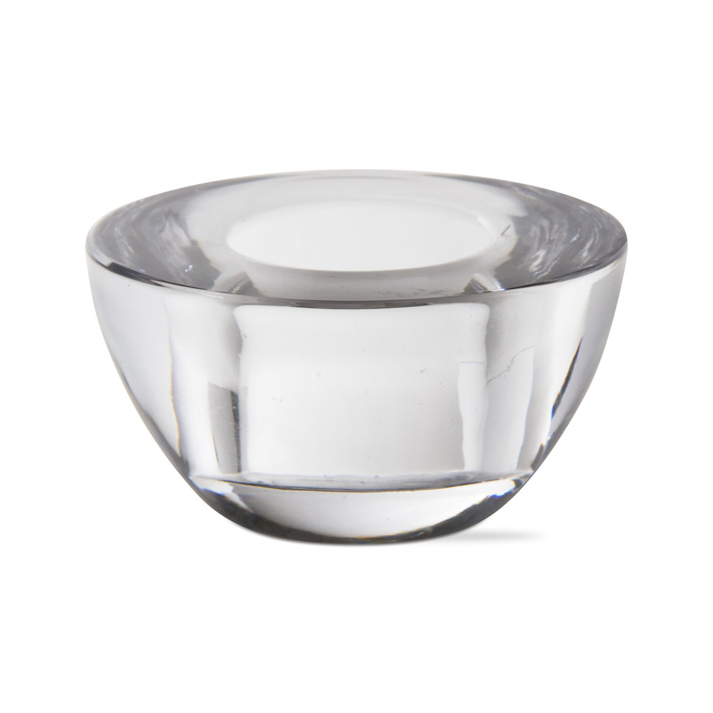 Tealight - Luna - Clear Glass