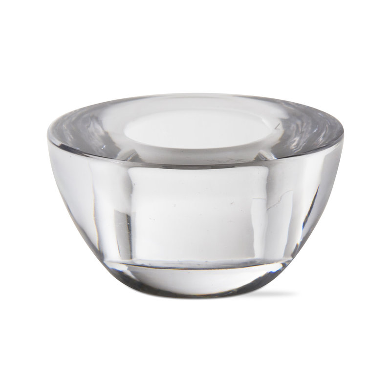TAG Tealight - Luna - Clear Glass
