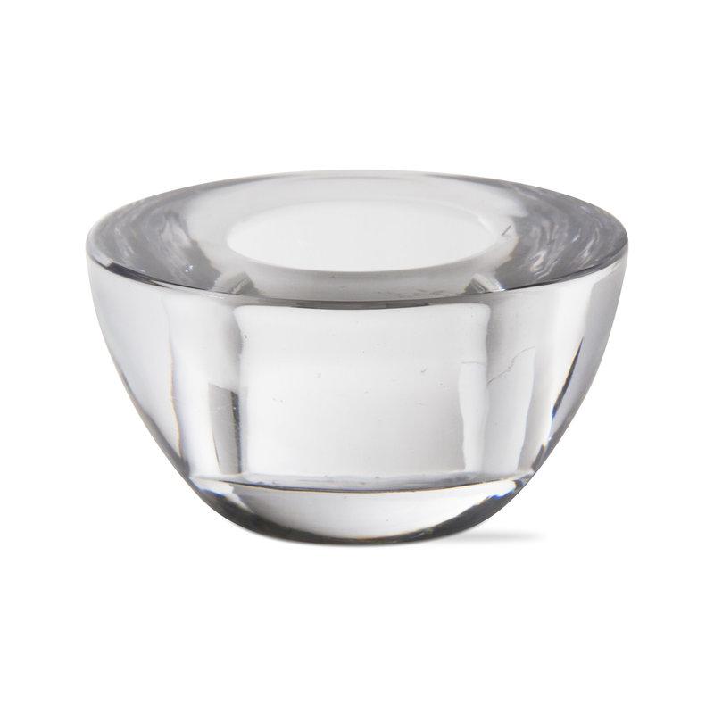 Tealight - Luna - Clear Glass