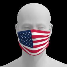 MH Face Mask - USA Flag
