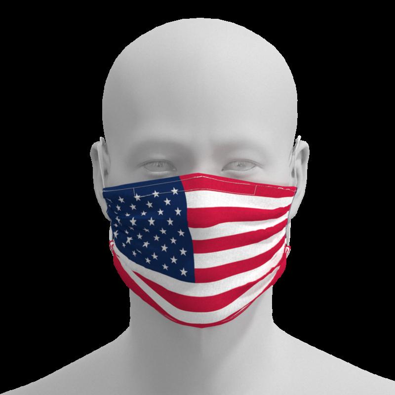 Pride Masks - R&S Marching Arts Face Mask - USA Flag