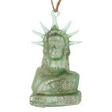 Ornament - Blown Glass - Lady Liberty