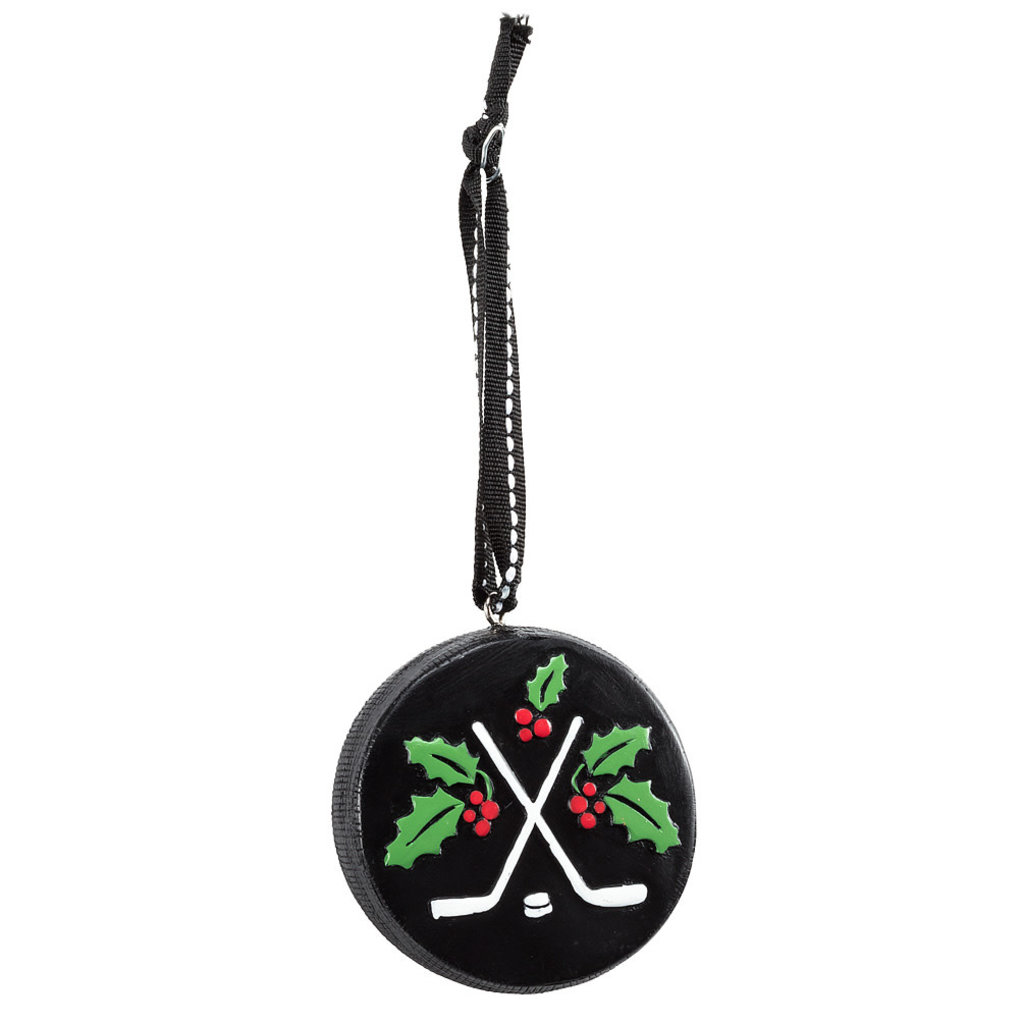 Ornament - Hockey Mom & Dad