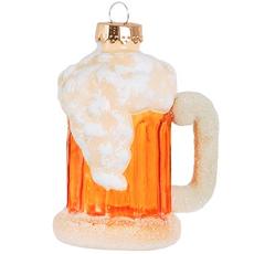 Ornament - Glass Bauble -  Mug of Beer