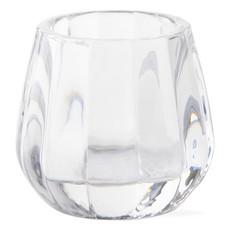 MH Tealight Holder - Ribbed Glass
