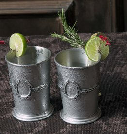 MH Julep Cup - Equestrian - Pewter