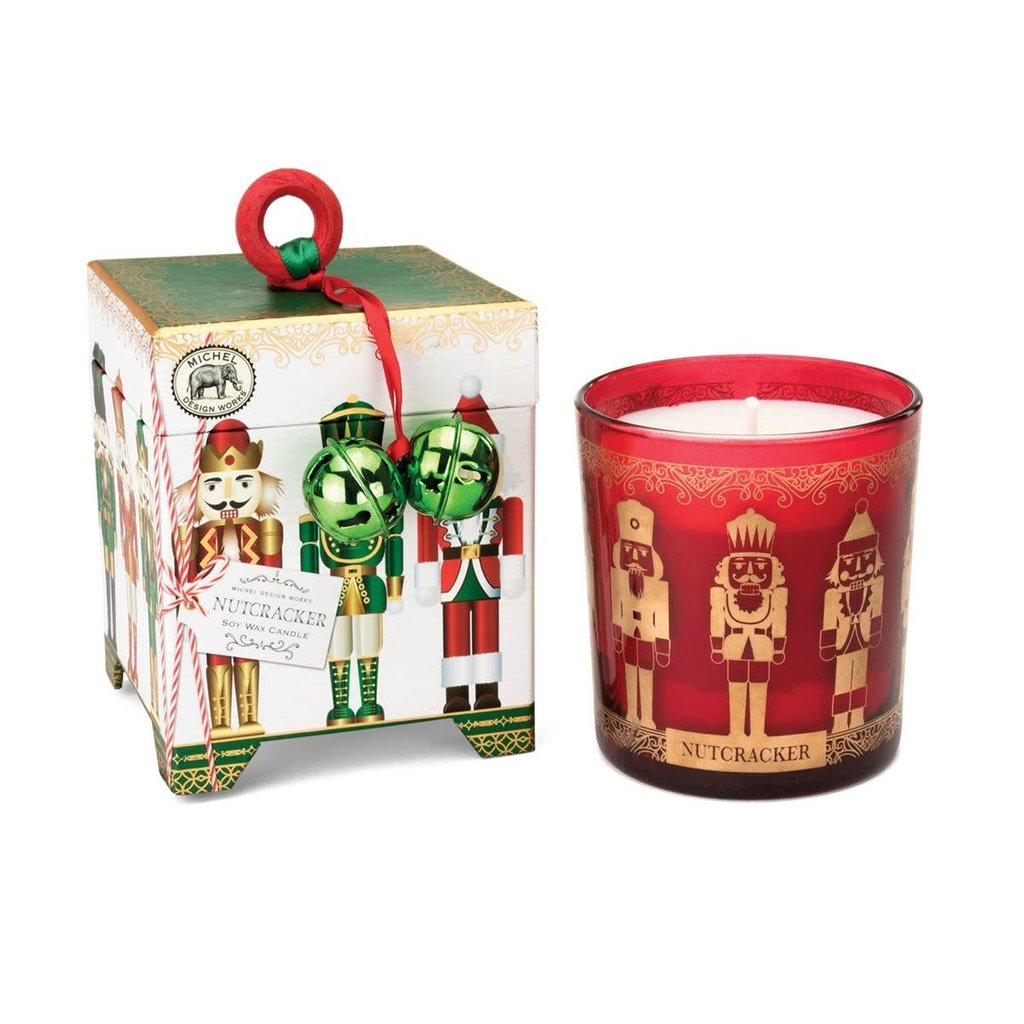 Nutcracker - Soy Wax Candle - 6.5oz