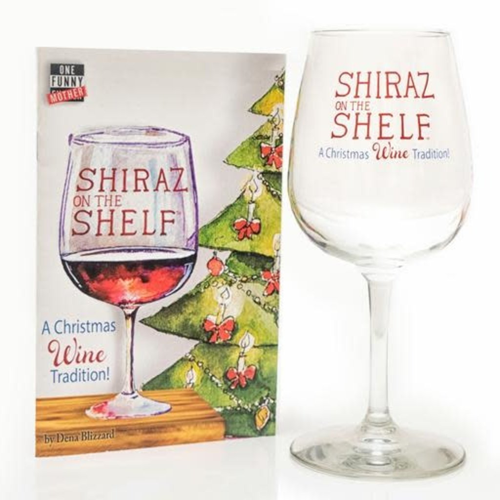 Holiday - Shiraz on the Shelf - A New Christmas Tradition