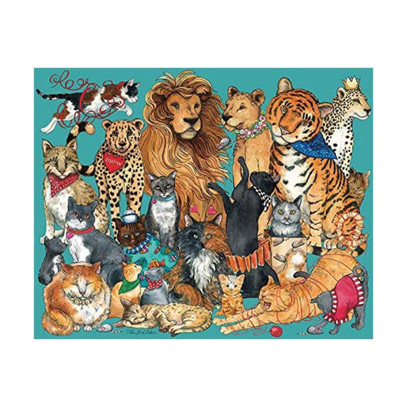 Hart Puzzles Puzzle - Cats Cats Cats - 1000 pieces