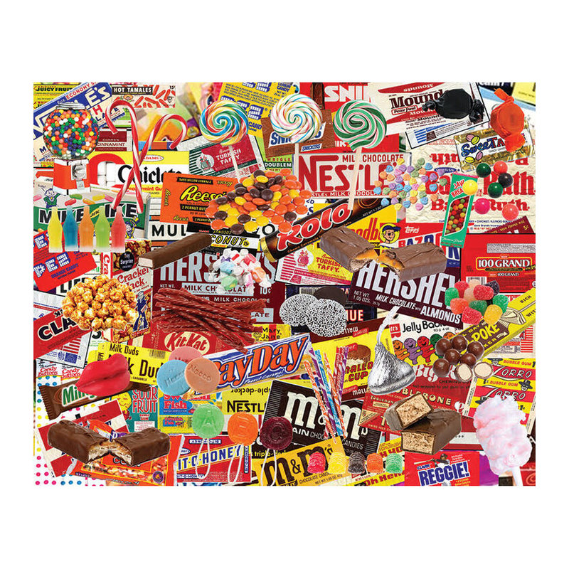 Hart Puzzles Puzzle - Boomers' Favorite Candy - 1000 pieces