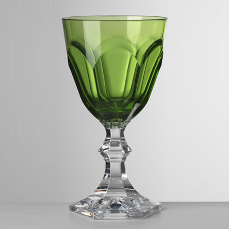 MH Drinkware - Synthetic Crystal - Dolce Vita - Green -