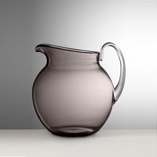 MH Pitcher - Synthetic Crystal - Palla - Transparent - Smoke