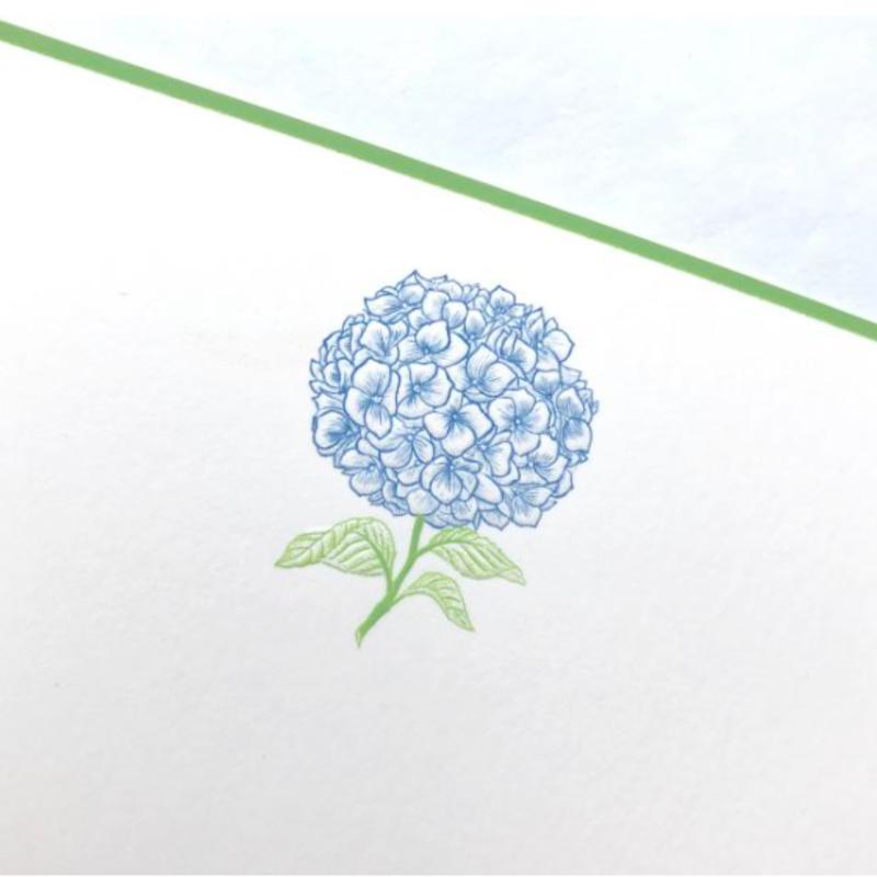MH Boxed Notecards - Hydrangea