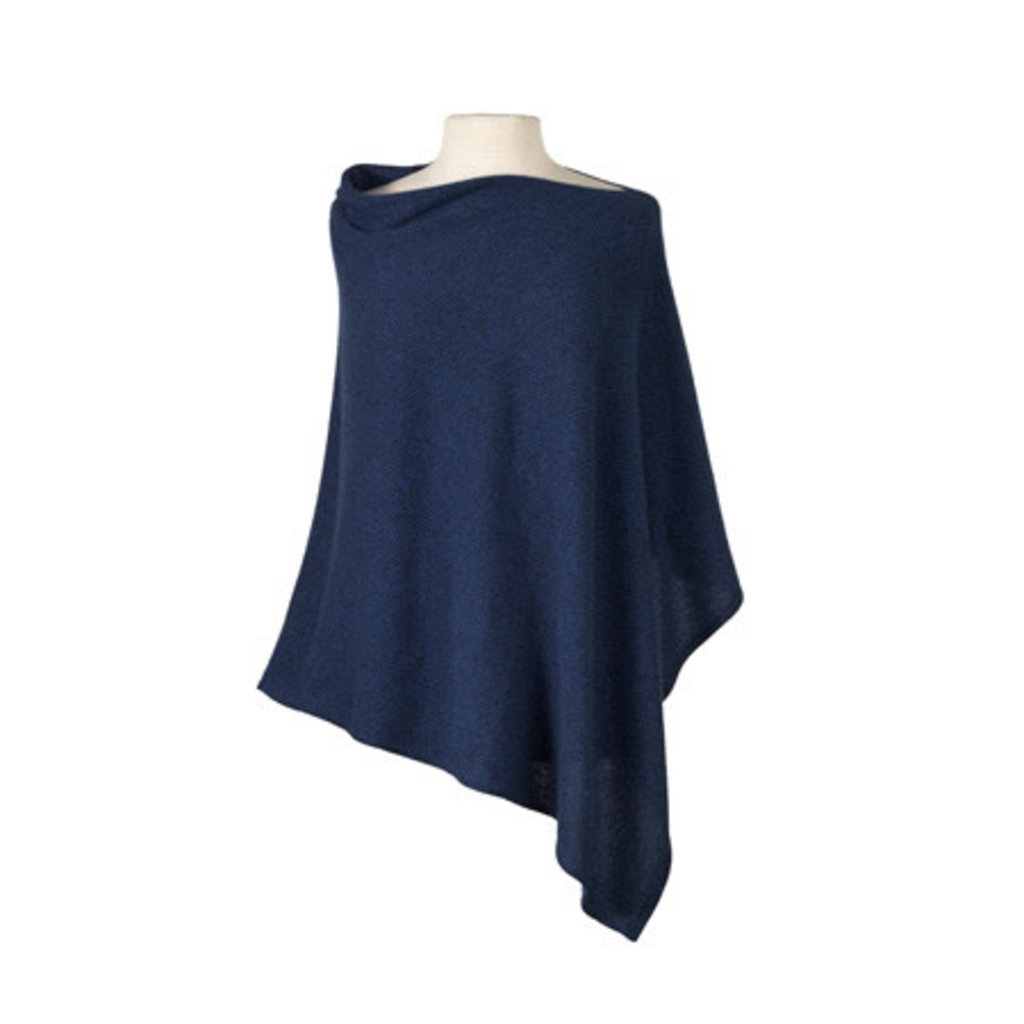 Balbianello Cashmere Cape - Herringbone - More Colors