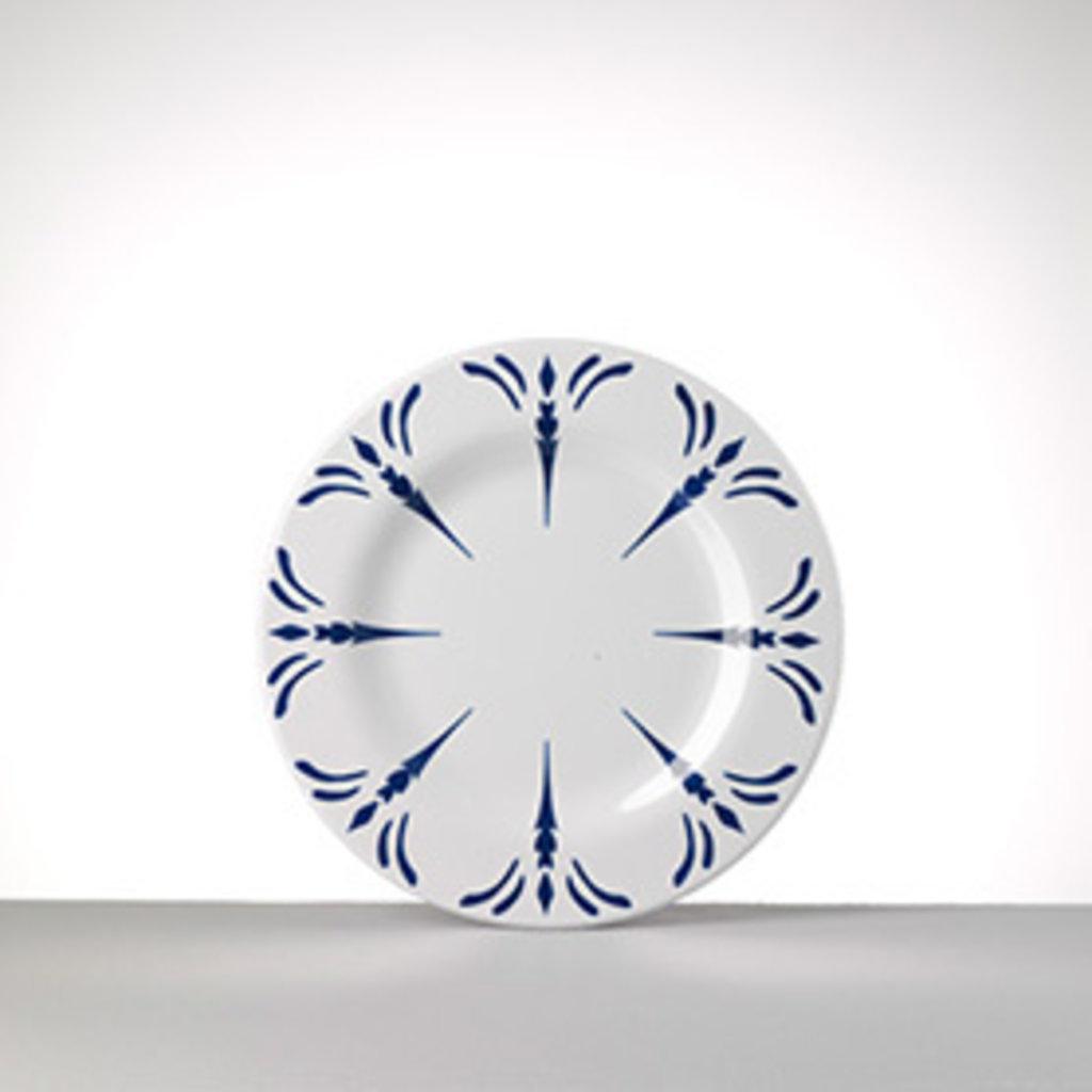MH Tessa Melamine Dinnerware in Blue