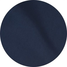 """MH Tablecloth - Solid Linen -Navy Blue - Round 68"""""""