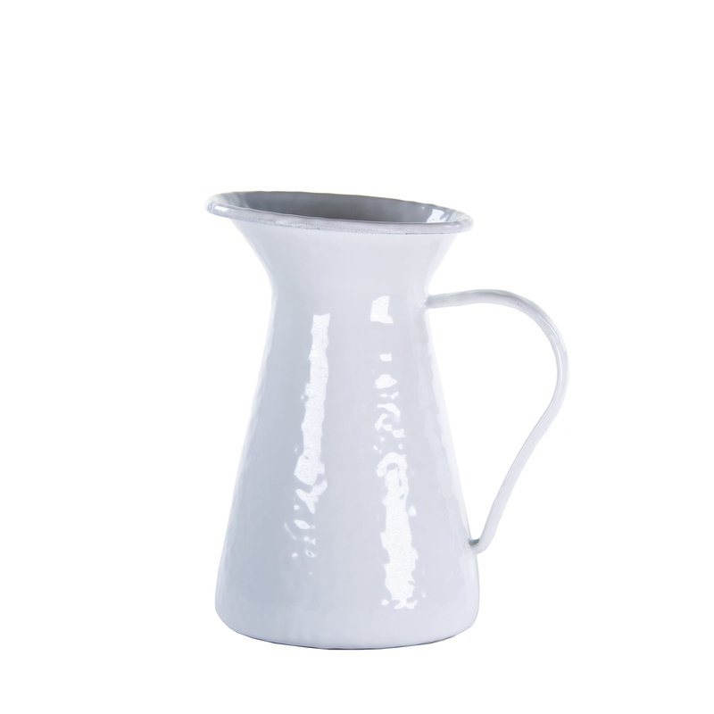 MH Solid - White - Pitcher- 1QT