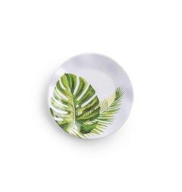 "MH Dinnerware - Melamine - Palm - Canape Plate - 5.5""D"
