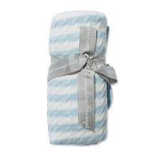 MH Blankie - Sherpa Blanket - Pale Blue