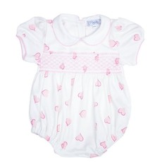 MH Hearts - Baby Bubble -  Pink -