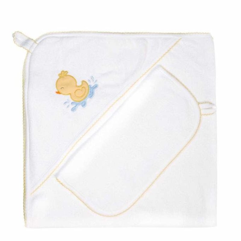 MH Hooded Towel -