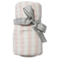 MH Blankie - Sherpa Blanket - Pale Pink
