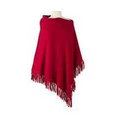 MH Cashmere Cape - Fringe - More Colors