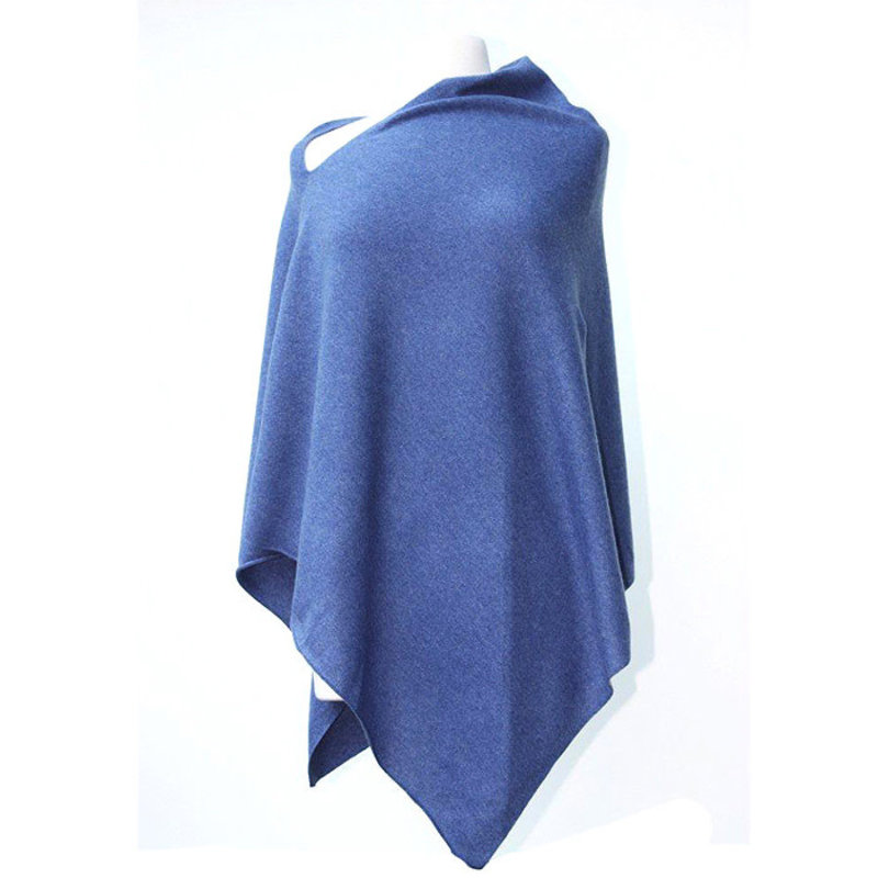 MH Cashmere Cape - Solid - More Colors
