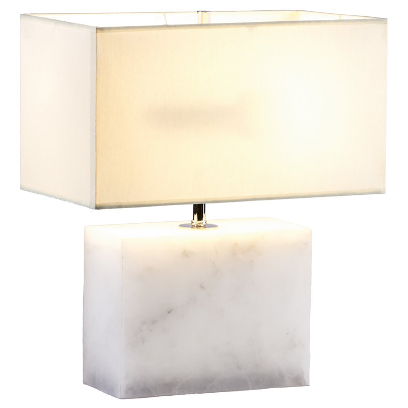 MH Table Lamp - Marble