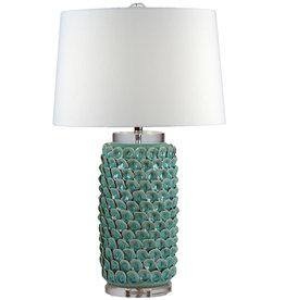 MH Table Lamp - Lagoon Shells