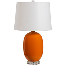 MH Table Lamp -Spice Oval