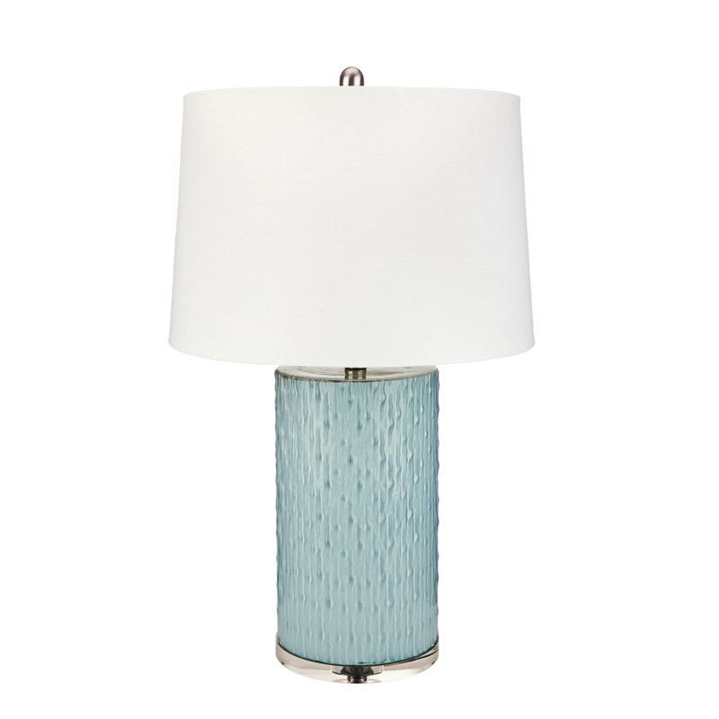 MH Table Lamp - Rainfall  in Mint