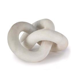 MH Sculpture - Cassius Marble - White