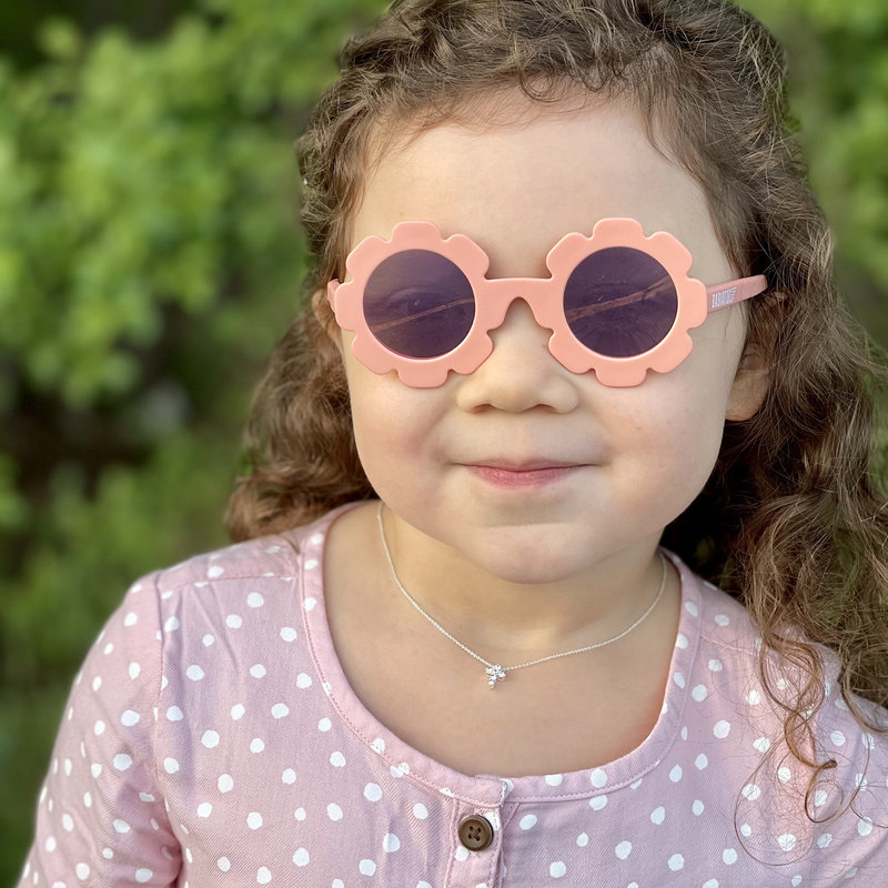 Sunglasses - Kids - The Flower Child - Polarized/Mirrored - 2 sizes