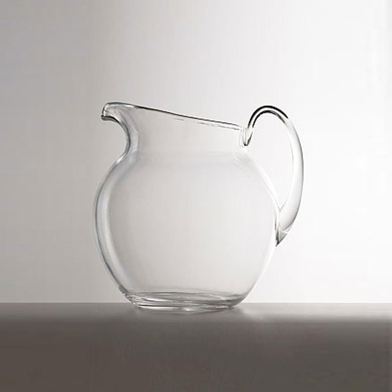 MH Pitcher - Synthetic Crystal - Palla - Transparent - Clear