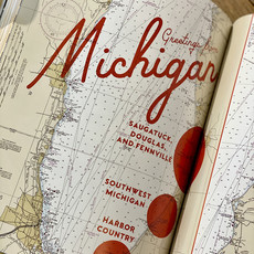 MH Book - The Lake Michigan Cottage Cookbook - Amelia Levin
