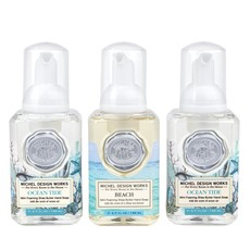 MH Set of 3 - Mini Foaming Hand Soap - Ocean Tide/Beach