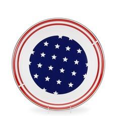 "MH Stars & Stripes - Round Tray - 15.5"""