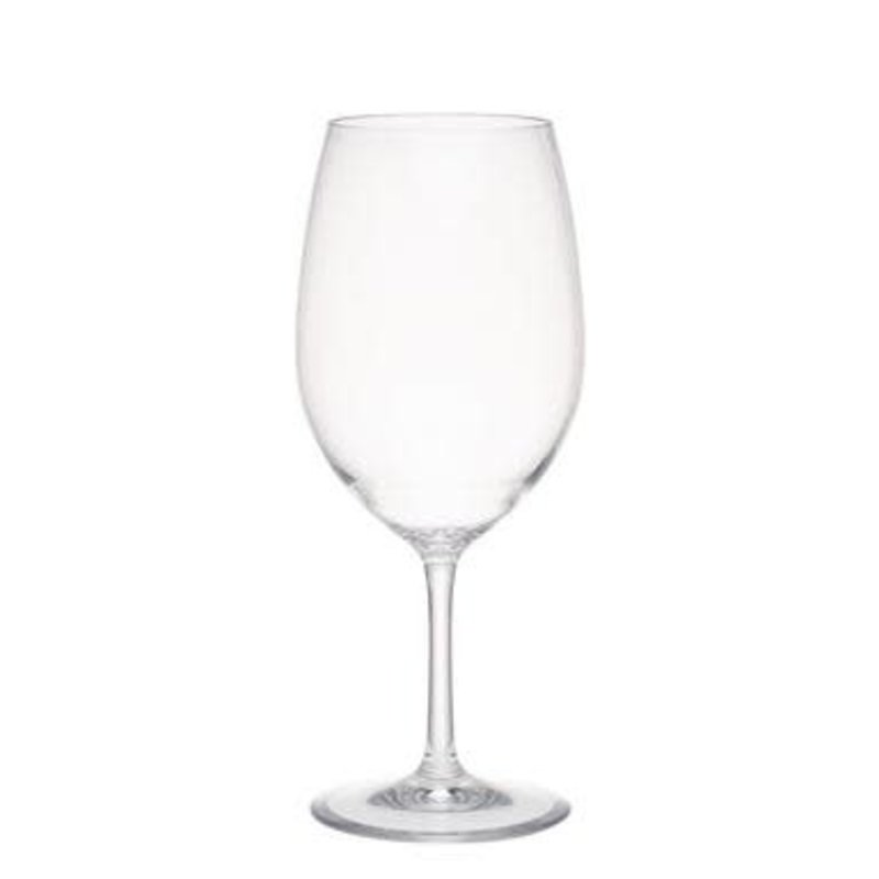 MH Drinkware - Acrylic Wine Glasses - Red & White