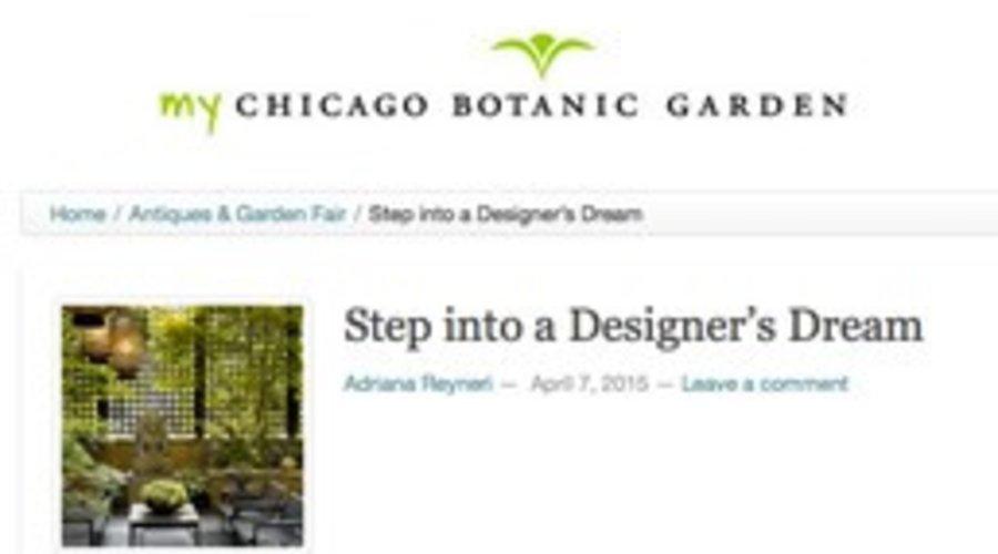 My Chicago Botanic Garden Blog
