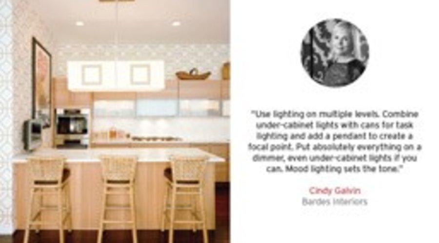 Dering Hall: 10 Tips for Getting Your Kitchen Lighting Right