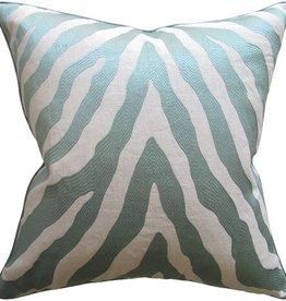 MH Etosha Pillow - Aqua - 22x22