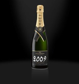 2009 Moet Brut Grand Vintage Champagne (750ml)