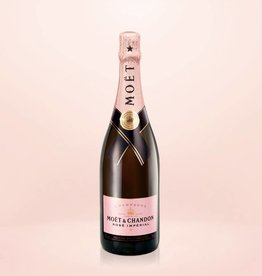 Moet & Chandon Rose Imperial Champagne (750ml)
