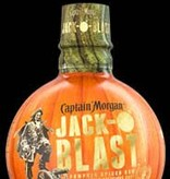Captain Morgan Jack-O Blast Rum (750ml)