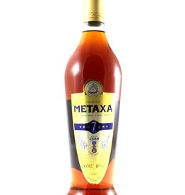 Metaxa 7 Star Brandy Greece (750ml)